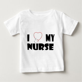 nurse5 baby t-shirt