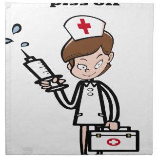 nurse7 stoffserviette