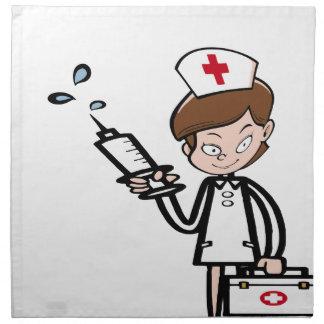 nurse8 serviette