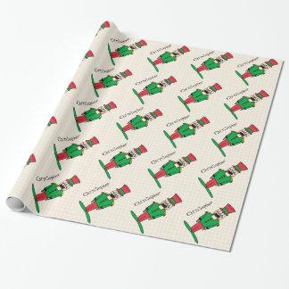 Nussknacker Geschenkpapier