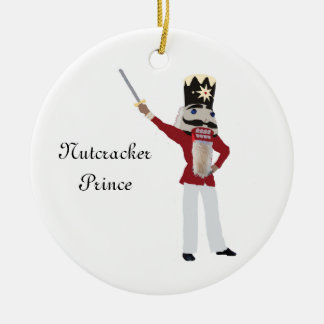 Nussknacker-Prinz Keepsake Ornament