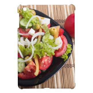 Nützlicher und natürlicher Gemüsesalat der Tomate Hüllen Für iPad Mini