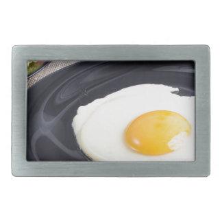 Nützliches selbst gemachtes Frühstück des Rechteckige Gürtelschnallen