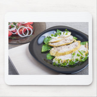 Nützliches und geschmackvolles selbst gemachtes mousepad