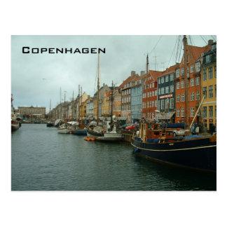 Ny Hafen Postkarte