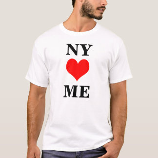 NY Herzen ICH T-Shirt