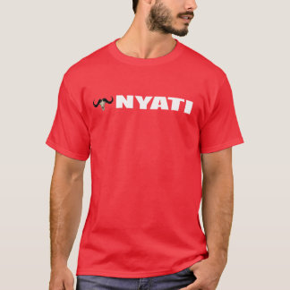 Nyati T - Shirt - ROT