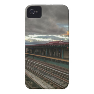 NYC Bahnen iPhone 4 Cover