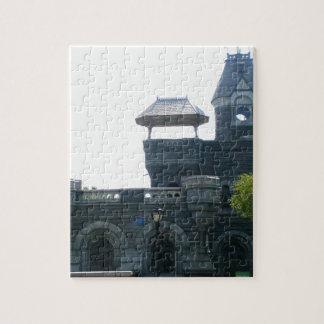 NYC Belvedere-Schloss Puzzle