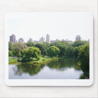 NYC Central Park-Skyline Mousepad