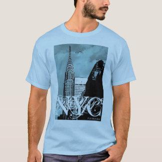 NYC Chrysler Gebäude-T - Shirt