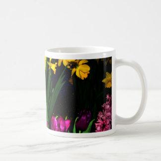 NYC Frühlings-Blumen CricketDiane Kunst u. Tasse