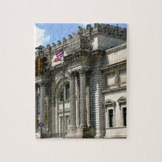 NYC Großstadtbewohner-Museum Puzzle