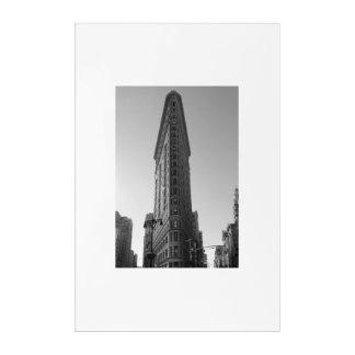 NYC historisches Flatiron Acryldruck