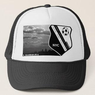 NYC Hut - N. Rashad Truckerkappe