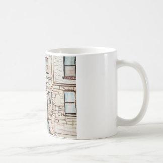 NYC Kunst Kaffeetasse