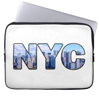 NYC LAPTOPSCHUTZHÜLLE