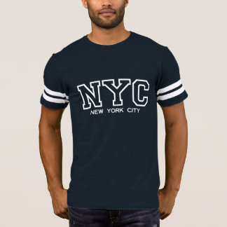 NYC New York City lässiges Art-Grafikt-stück T-Shirt
