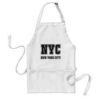 NYC New York City Schürze