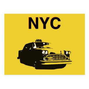 NYC Postkarte
