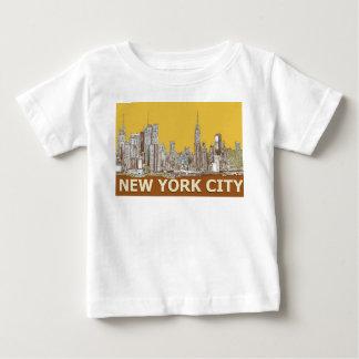 NYC Safransenf Baby T-shirt