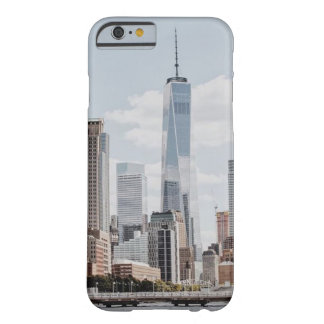 NYC Skyline Barely There iPhone 6 Hülle