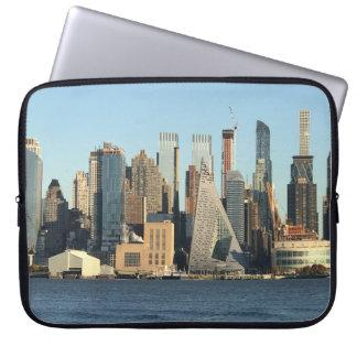 NYC Skyline-Laptophülse Laptop Sleeve