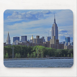 NYC Skyline vom East River 002 Mousepad