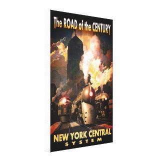 NYC Straße des Jahrhunderts Leinwanddruck