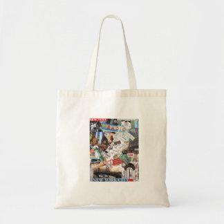 NYC Taschen-Tasche Budget Stoffbeutel