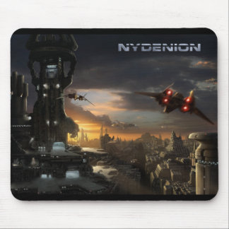 Nydenion Argantus - Sykon Empire Planet Mousepad