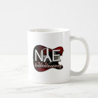 Nye und die freie Stelle Kaffeetasse