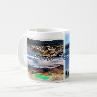 NZ Neuseeland - Kaffeetasse