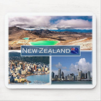NZ Neuseeland - Mousepad