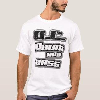 O.C. DnB Typen der TROMMEL n BASS-Shirt T-Shirt