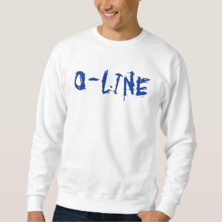 O-LINE die Granit-Wand Sweatshirt