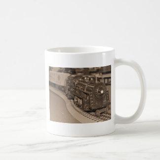 O-Modellbau-Zug - Sepia-Ton Kaffeetasse