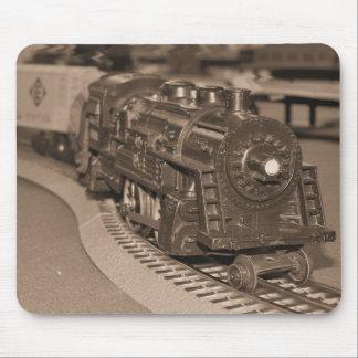 O-Modellbau-Zug - Sepia-Ton Mauspads