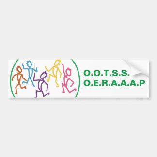 O.O.T.S.S.O.E.R.A.A.A.P AUTOAUFKLEBER