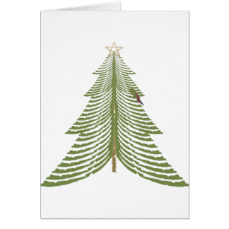 O Tannenbaum Grußkarte
