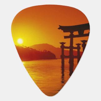 O-Torii Tor, Itsukushima Schrein, Miyajima, Plektrum