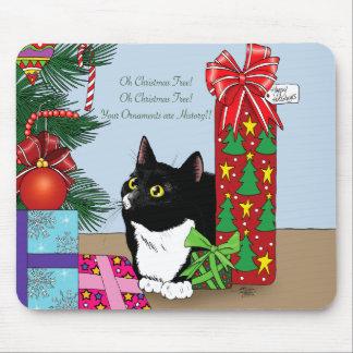 O-Weihnachtsbaum Mousepad
