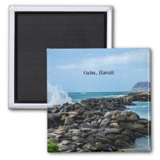 Oahu, Hawaii Quadratischer Magnet