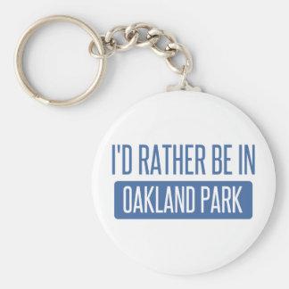 Oakland-Park Schlüsselanhänger