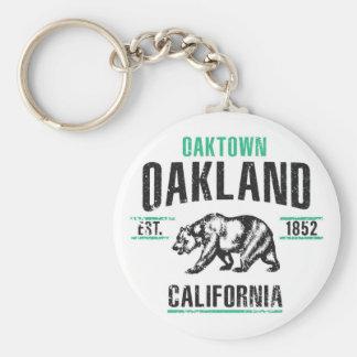 Oakland Schlüsselanhänger