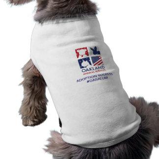 Oaklandtierservice-Hundeshirt-Patriot OASALUM T-Shirt