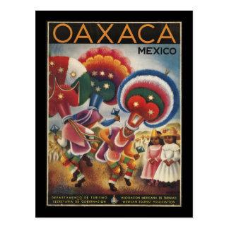 Oaxaca Mexiko Postkarte