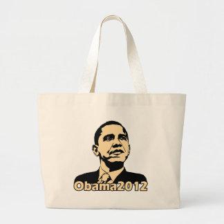 Obama2012 Leinentasche