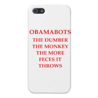 OBAMA3.png iPhone 5 Etui