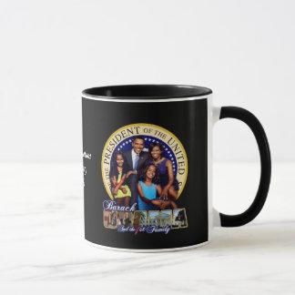 OBAMA-1ST Familie-Tasse Tasse